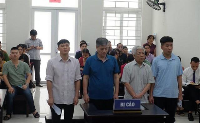Nhận lãi ngoài, cựu Chủ tịch Vinashin bị đề nghị từ 18-20 năm tù  - Ảnh 1.