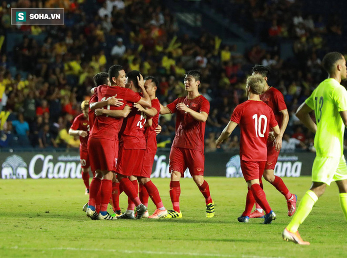 world cup 2022 - photo 1 15603090241421289252703 - Tránh được 7 cường địch, Việt Nam sẽ tiến xa tại vòng loại World Cup 2022?