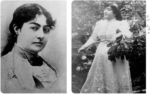 Choáng với nhan sắc nghiêng nước nghiêng thành của 2 cô công chúa con vua Ba Tư thế kỷ 19 - Ảnh 3.