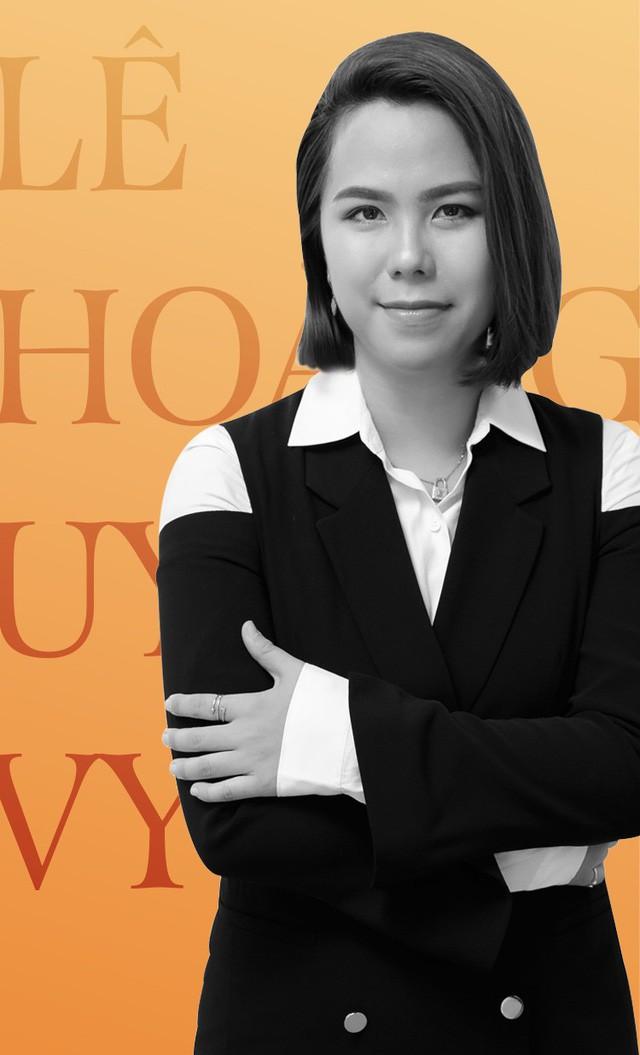 Lê Hoàng Uyên Vy: Từ cựu CEO Adayroi đến tham vọng tạo ra các startup tỷ USD - Ảnh 8.