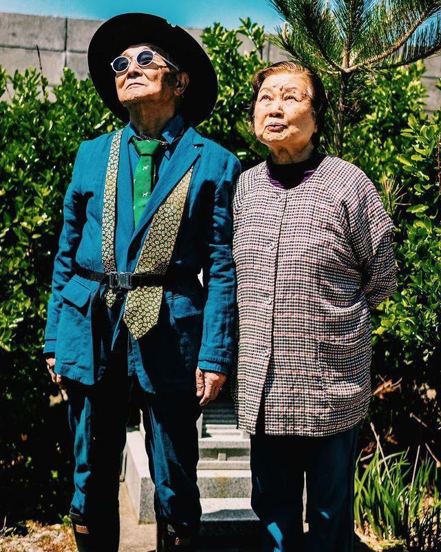 Được cháu trai hậu thuẫn, ông giáo 84 tuổi trở thành ngôi sao thời trang với biệt danh cụ ông sành điệu nhất Nhật Bản, đốn tim hàng trăm ngàn người - Ảnh 8.
