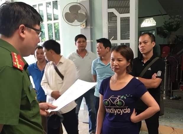 Mẹ nữ sinh giao gà ở Điện Biên cứng đầu không chịu khai báo - Ảnh 1.