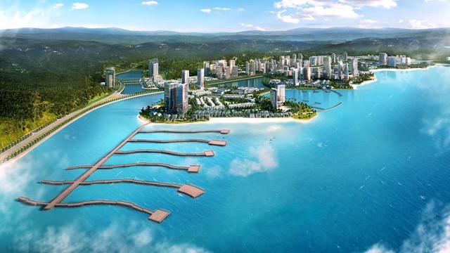 Chủ trương đầu tư dự án KĐT Hạ Long Xanh hơn 160.000 tỉ đồng tại Quảng Ninh - Ảnh 1.