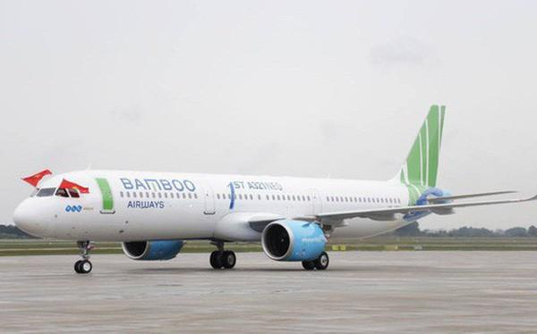 Bamboo Airways của chủ tịch FLC Trịnh Văn Quyết tạm dừng khai thác hai đường bay - Ảnh 1.