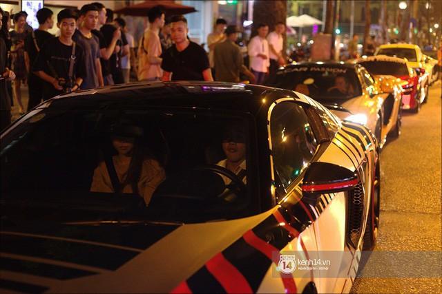 Trước thềm đám cưới, Cường Đô La và Đàm Thu Trang gây chú ý cùng dàn siêu xe bạc tỷ  - Ảnh 2.
