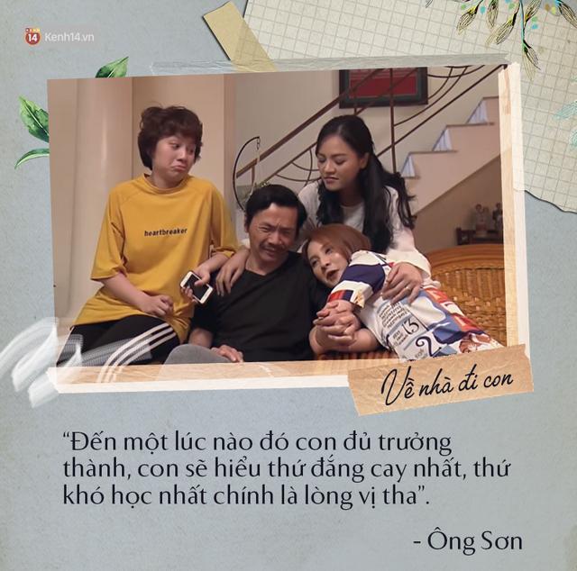 Nghe 3 ông bố của Về nhà đi con dạy con mới thấm thía: Xin hãy hiểu cho nỗi lòng những người làm cha!  - Ảnh 8.