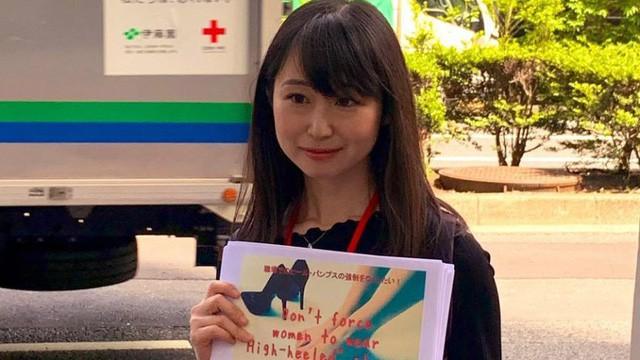 #KuToo - Cuộc chiến giày cao gót và văn hóa cứng nhắc của người Nhật Bản - Ảnh 1.