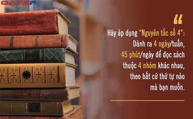 Biến đọc sách trở thành thói quen lâu dài bằng Nguyên tắc số 4 của tiến sĩ ĐH Yale: Làm theo không khó, muốn đổi đời nhất định phải thử qua một lần!  - Ảnh 2.