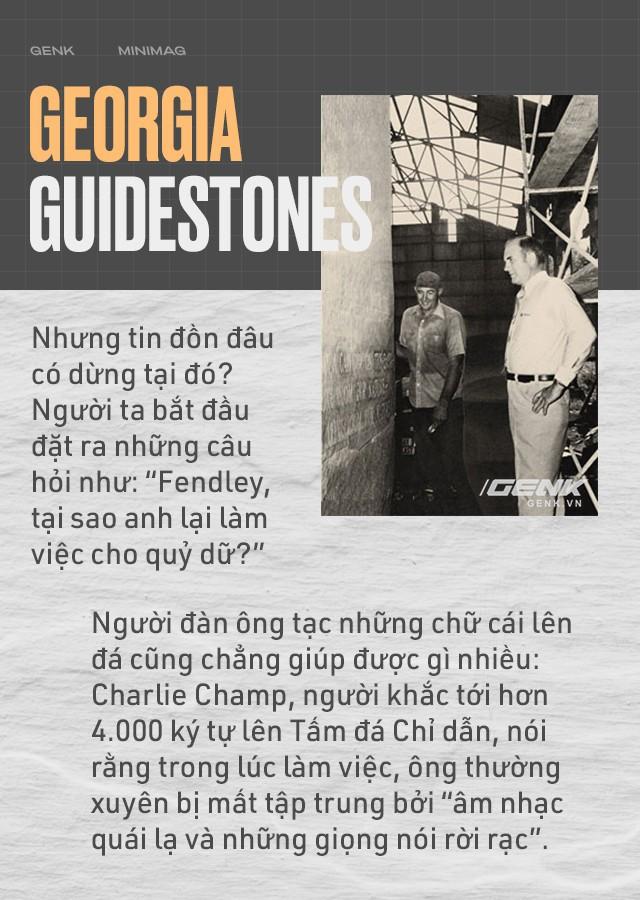 Cuốn cẩm nang khổng lồ làm bằng đá granite, hướng dẫn con người phải làm gì nếu như đại họa tận thế xảy ra - Ảnh 11.