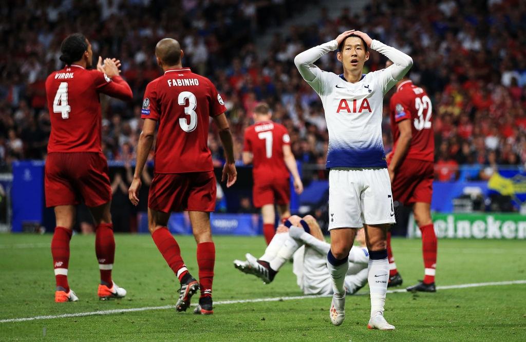son heung-min - photo 1 1559439514178392338468 - Son Heung-min cùng đồng đội bật khóc nức nở, thất thểu lê bước sau thất bại tại trận đấu quan trọng nhất sự nghiệp