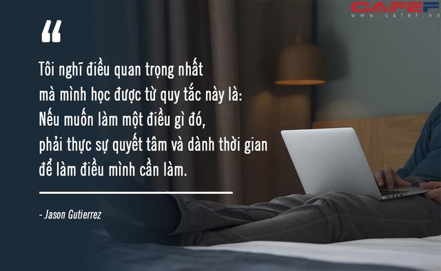 Bước đầu tiên để trở thành người giàu có không phải kiếm tiền mà là dậy sớm: Với quy tắc 50-30-10-10 này, chuyện thức giấc dễ như trở bàn tay - Ảnh 2.