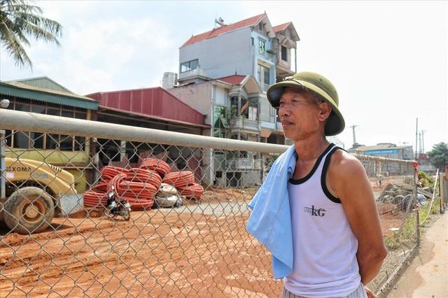 Hà Nội: 8 năm thi công không xong một tuyến đường dài 2,3km - Ảnh 6.
