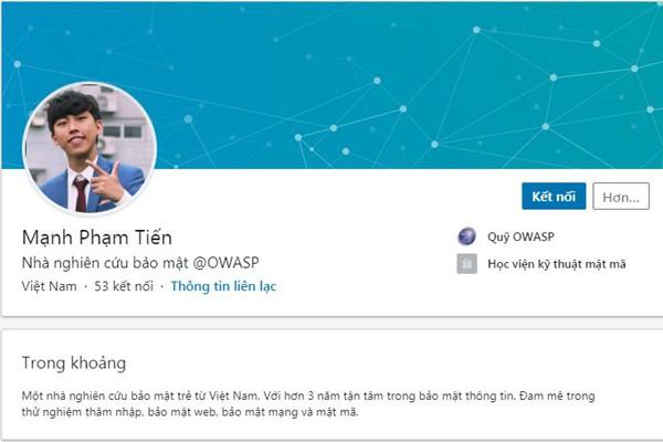 """3 người Việt được Facebook vinh danh top 100 """"cao thủ"""" bảo mật toàn cầu - Ảnh 2."""