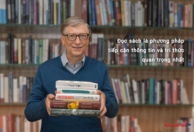 Thử thách bản thân đọc 100 cuốn sách trong 1 tháng, cả tâm trí bỗng có nguồn năng lượng thay đổi khác hẳn, trở nên minh mẫn, hiểu biết và thông tuệ hơn - Ảnh 2.