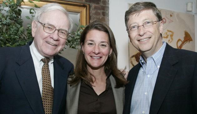 Bill Gates: Warren Buffett là nguồn sống vô giá trong giai đoạn bão tố nhất sự nghiệp của tôi và là người dạy tôi cách cười nhiều hơn! - Ảnh 1.