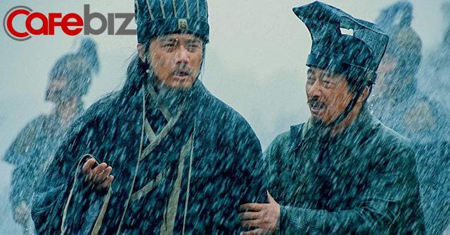Lưu Bị đi đánh nhau không bao giờ mang theo Gia Cát Lương. Sau này Mao Trach Đông lý giải: Gia Cát Lượng quá thận trọng! - Ảnh 1.
