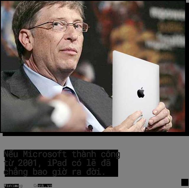iPadOS: Lời tuyên chiến tiếp theo trong cuộc chiến 30 năm đầy cay đắng giữa Apple và Microsoft - Ảnh 1.