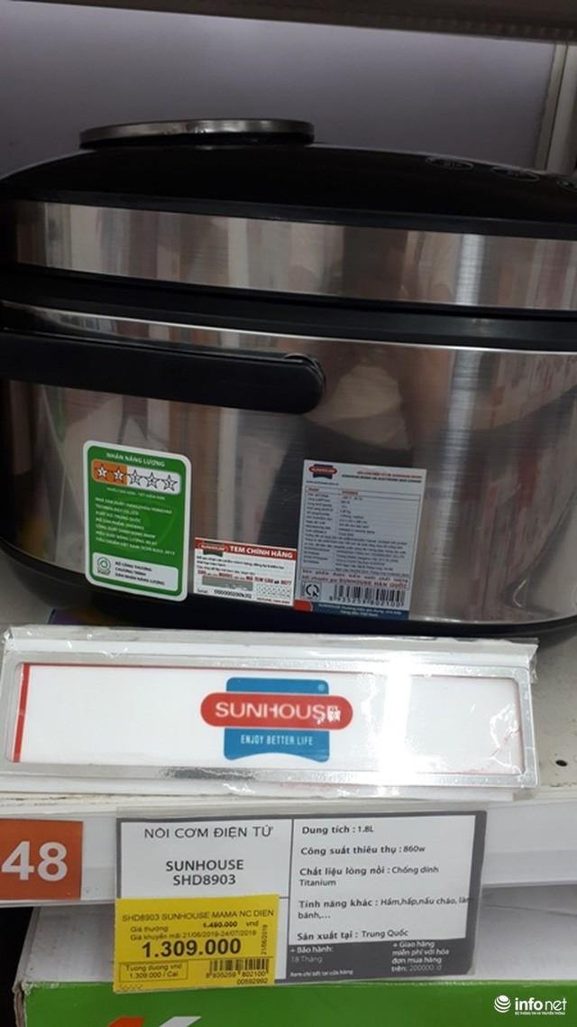 Xuất xứ TQ, thương hiệu Hàn Quốc, hàng VN chất lượng cao: Sunhouse của nước nào?  - Ảnh 7.