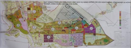Lộ diện đại gia BĐS đứng sau siêu dự án dịch vụ hàng không - du lịch nghỉ dưỡng quy mô hơn 3.000 ha tại Thanh Hóa  - Ảnh 1.
