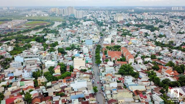 TPHCM: Chi gần 1.000 tỷ đồng giải cứu đường Nguyễn Duy Trinh, bất động sản hưởng lợi lớn - Ảnh 1.