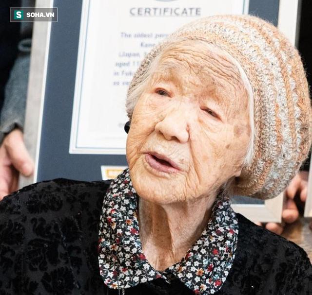 Người cao tuổi nhất thế giới bước qua tuổi 116 cho biết bí quyết sống lâu đáng suy ngẫm  - Ảnh 4.