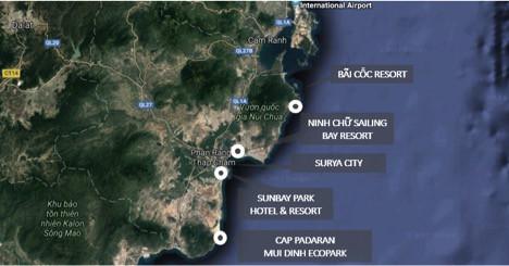 Vì sao Ninh Thuận trở thành mảnh đất màu mỡ hút dòng vốn lớn từ các đại gia địa ốc? - Ảnh 1.