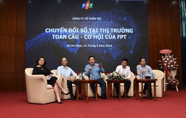 Chủ tịch FPT Trương Gia Bình: Chúng ta có một thị trường công nghệ không giới hạn toàn cầu, vấn đề là phải vượt lên bản thân như thế nào? - Ảnh 1.