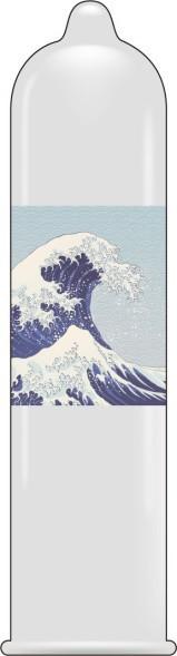 Nhật Bản sắp đem văn hóa dân gian thời Edo lên bao cao su, hứa hẹn ra mắt vào Olympic Tokyo 2020 - Ảnh 1.