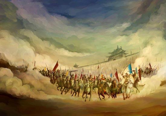 Vượt mặt Quan Vũ, Nhạc Phi, đây mới là nhân vật được xem là đệ nhất chiến thần Trung Quốc - Ảnh 5.