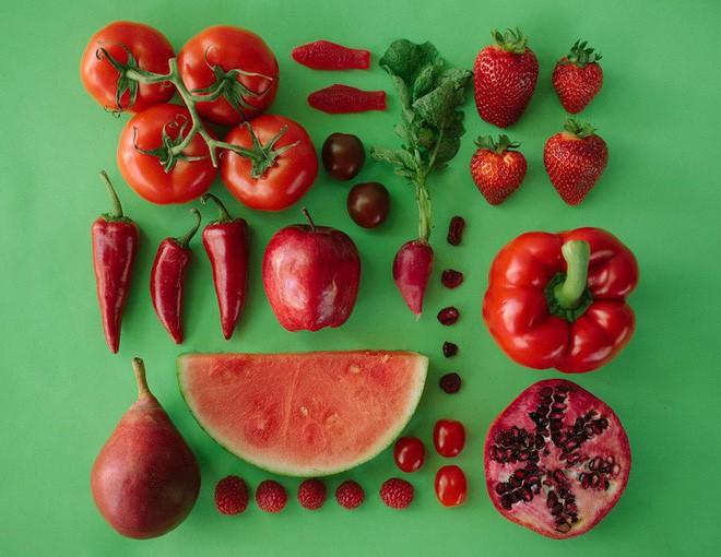 """sức khỏe và tuổi thọ - photo 1 15597903834241877277942 - Kiên trì ăn """"5 màu thực phẩm"""" mỗi ngày: Người 70 tuổi có cơ thể trẻ khỏe như 50 tuổi"""