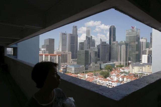 Singapore là nước Đông Nam Á chịu ảnh hưởng nặng nhất từ chiến tranh thương mại - Ảnh 1.