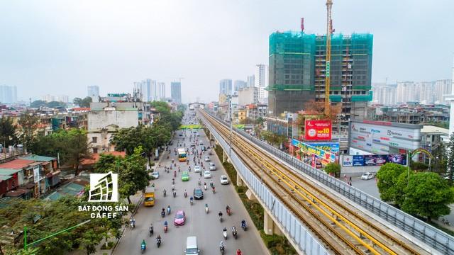 Sau 11 năm xây dựng, hình hài toàn tuyến metro đầu tiên của Việt Nam tại Hà Nội hiện nay như thế nào?  - Ảnh 11.