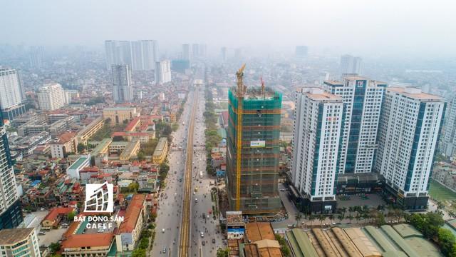 Sau 11 năm xây dựng, hình hài toàn tuyến metro đầu tiên của Việt Nam tại Hà Nội hiện nay như thế nào?  - Ảnh 15.
