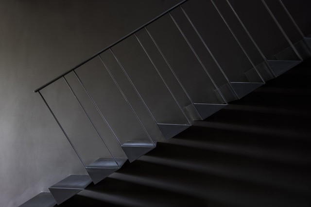 [Ảnh] Ngôi nhà ống 3 tầng có thiết kế lạ, độc đáo ở TP HCM - Ảnh 16.