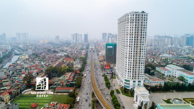 Sau 11 năm xây dựng, hình hài toàn tuyến metro đầu tiên của Việt Nam tại Hà Nội hiện nay như thế nào?  - Ảnh 17.