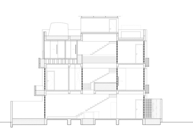 [Ảnh] Ngôi nhà ống 3 tầng có thiết kế lạ, độc đáo ở TP HCM - Ảnh 17.