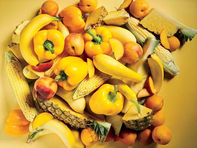 """sức khỏe và tuổi thọ - photo 2 1559790383426904219140 - Kiên trì ăn """"5 màu thực phẩm"""" mỗi ngày: Người 70 tuổi có cơ thể trẻ khỏe như 50 tuổi"""
