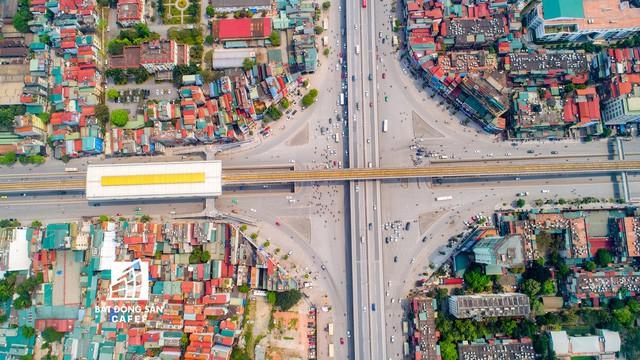 Sau 11 năm xây dựng, hình hài toàn tuyến metro đầu tiên của Việt Nam tại Hà Nội hiện nay như thế nào?  - Ảnh 22.