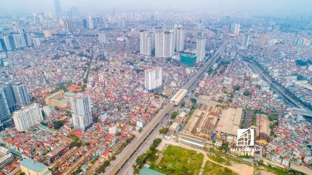 Sau 11 năm xây dựng, hình hài toàn tuyến metro đầu tiên của Việt Nam tại Hà Nội hiện nay như thế nào? - Ảnh 24.