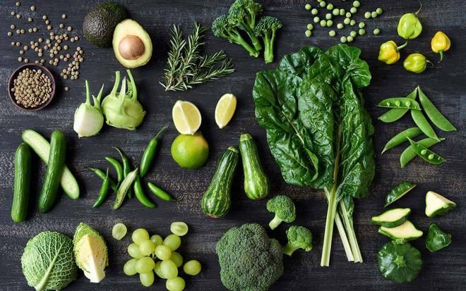 """sức khỏe và tuổi thọ - photo 3 1559790383428279494586 - Kiên trì ăn """"5 màu thực phẩm"""" mỗi ngày: Người 70 tuổi có cơ thể trẻ khỏe như 50 tuổi"""