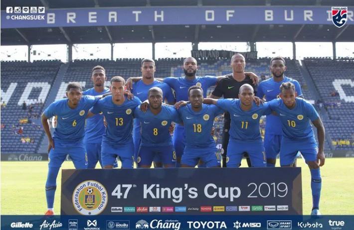 """king's cup 2019 - photo 1 1559889858484119007396 - Báo Thái Lan nói về kịch bản Việt Nam nhận """"trái đắng"""" ở chung kết King's Cup"""