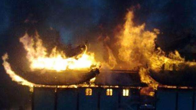 Lăng mộ Khang Hi và 3 lần bốc cháy khó hiểu, lần đầu tiên khiến Từ Hi Thái hậu thất kinh - Ảnh 4.