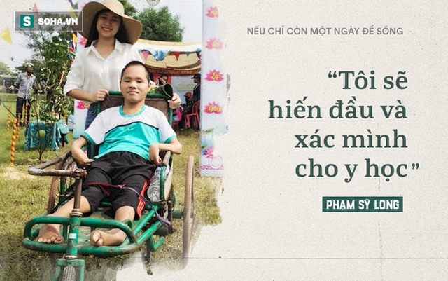 Người VN đầu tiên đăng ký hiến đầu: Nếu chỉ còn 1 ngày để sống, tôi sẽ làm mẹ cười thật nhiều  - Ảnh 3.