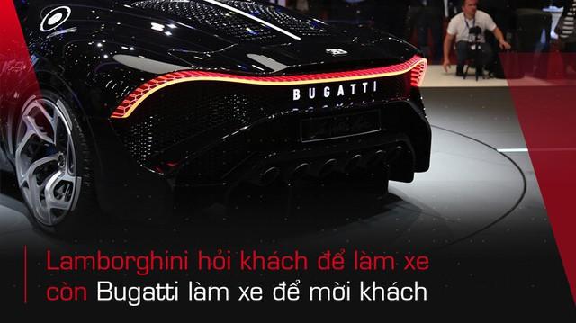 Giàu và siêu giàu trong giới chơi xe khác nhau thế nào: Mua Bugatti và sắm Lamborghini cho thấy phần nào điều đó - Ảnh 1.