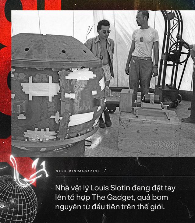 Đọc cuối tuần: Lõi quỷ, trái tim đầy nguyền rủa của quả bom nguyên tử thứ ba thả xuống Nhật Bản - Ảnh 12.