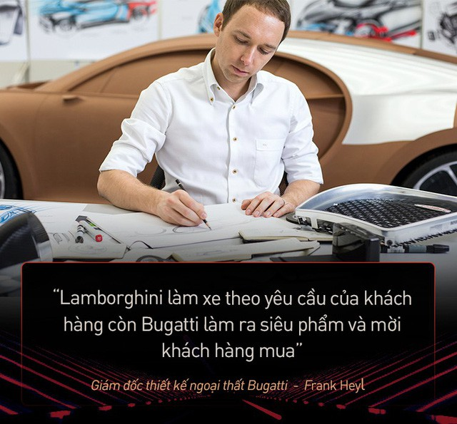 Giàu và siêu giàu trong giới chơi xe khác nhau thế nào: Mua Bugatti và sắm Lamborghini cho thấy phần nào điều đó - Ảnh 3.