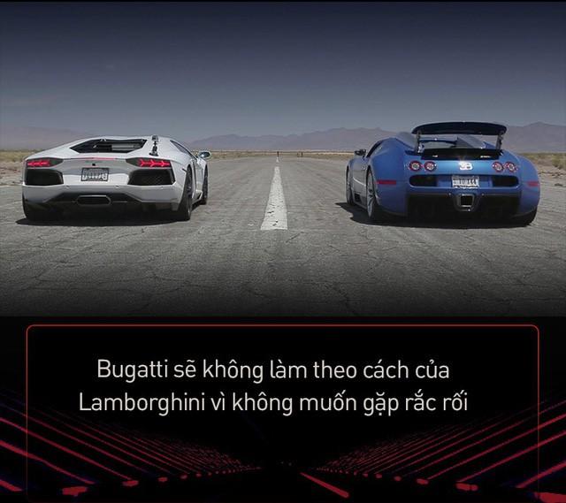 Giàu và siêu giàu trong giới chơi xe khác nhau thế nào: Mua Bugatti và sắm Lamborghini cho thấy phần nào điều đó - Ảnh 9.