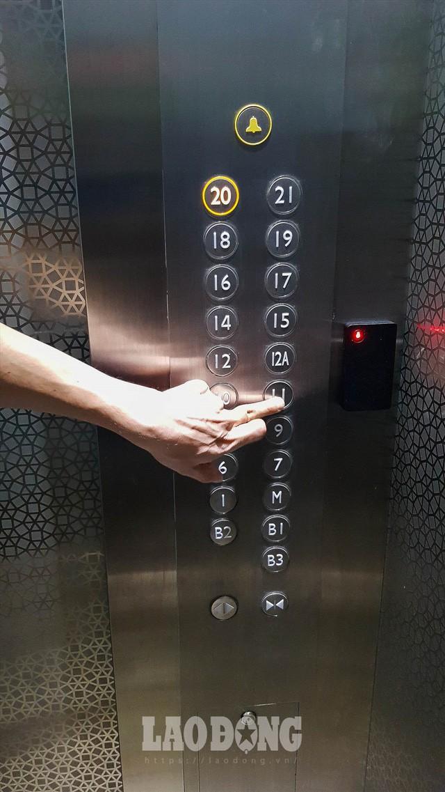 Thiết kế thang máy thay đổi, dân chung cư Ngoại giao đoàn sống trong lo sợ - Ảnh 9.