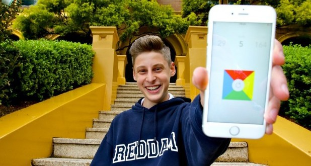 """""""Mark Zuckerberg thứ hai"""" xuất hiện: 14 tuổi thiết kế trò chơi gây sốt App Store, bỏ học cấp ba, 19 tuổi huy động 7 triệu USD cho startup """"thịt thực vật"""" - Ảnh 1."""