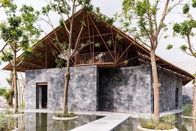 [Ảnh] Ngôi nhà ở Hà Nam thắng lớn tại giải thưởng kiến trúc quốc tế - Ảnh 1.